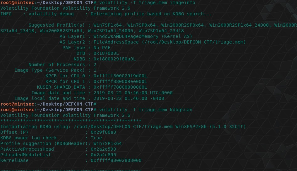2019 Defcon DFIR CTF Write-up : Jai Minton